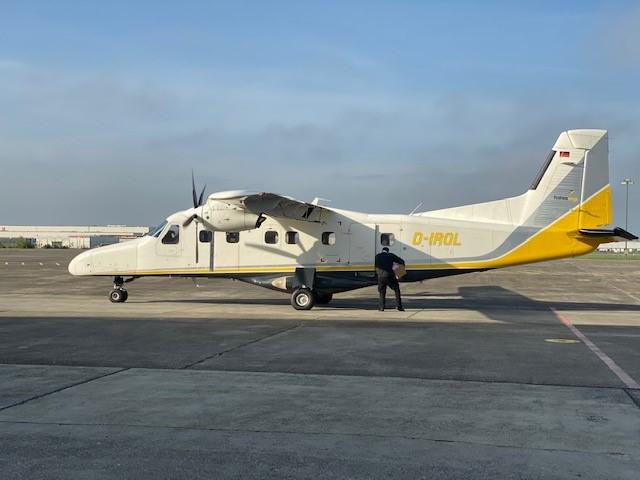 IMEX Sonderflug Nov2