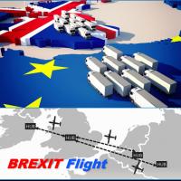 Brexit Fligt HUB