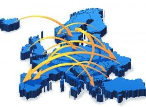 Europe-3D