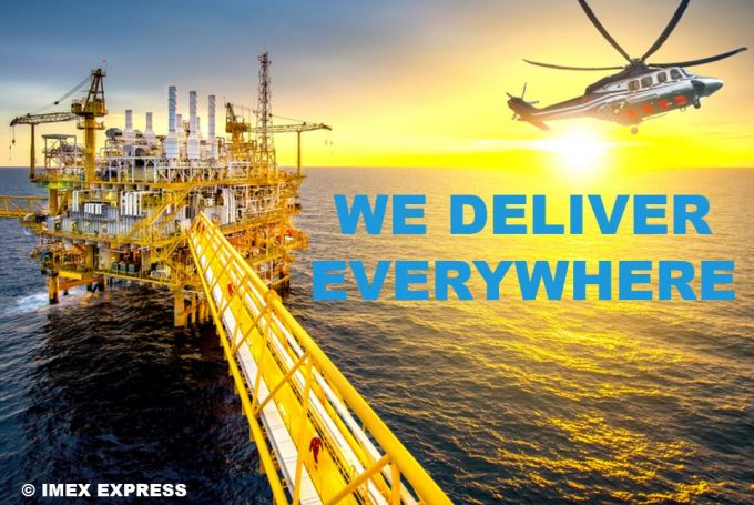 IMEX Offshore delivery